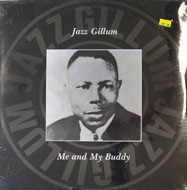 "Jazz Gillum Vinyl 12"" (New)"