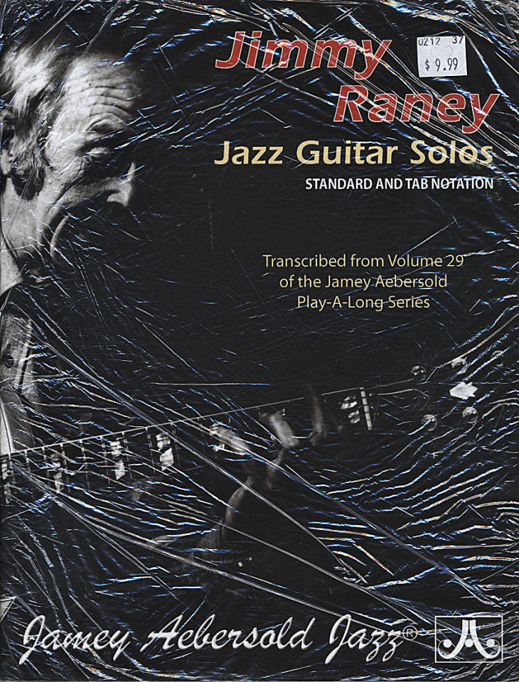 Jazz Guitar Solos