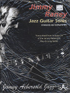 Jazz Guitar Solos Book