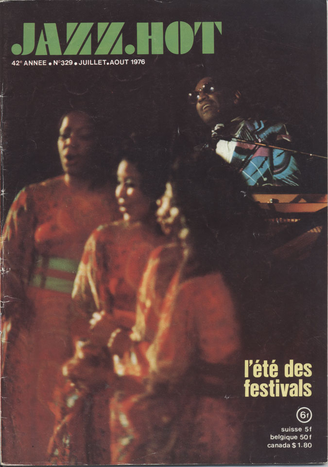 Jazz Hot No. 329