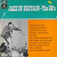"Jazz In Britain - The 30's Vinyl 12"" (Used)"