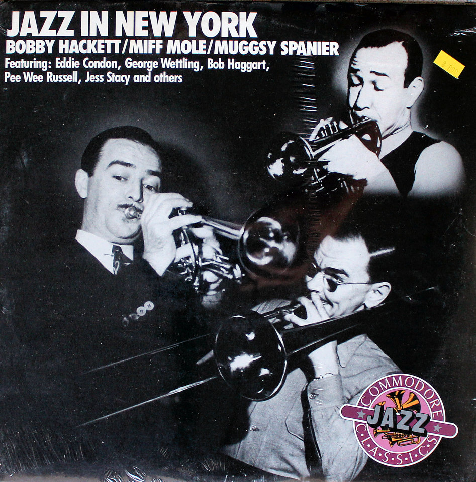 "Jazz In New York Vinyl 12"" (New)"