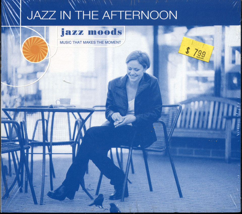 Jazz In The Afternoon CD