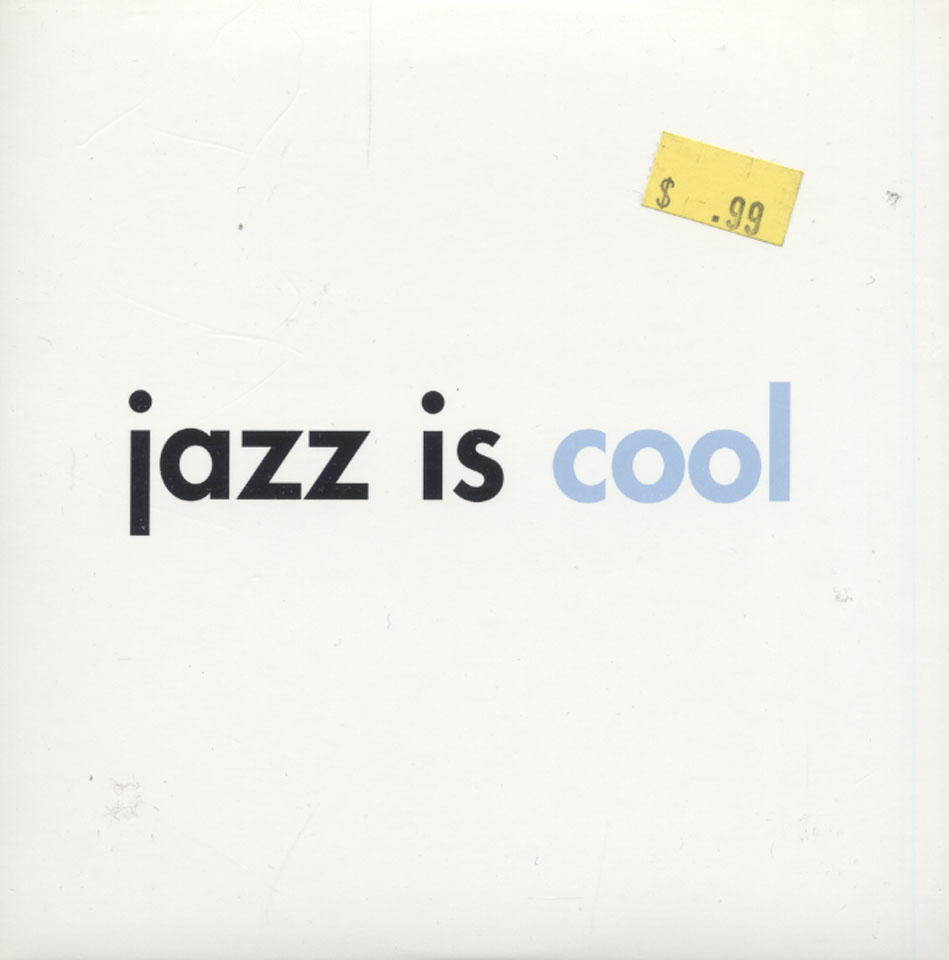 Jazz Is Cool CD