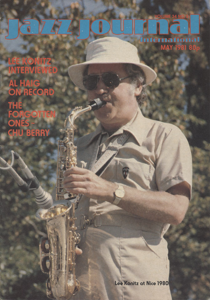 Jazz Journal International Vol. 34 No. 5