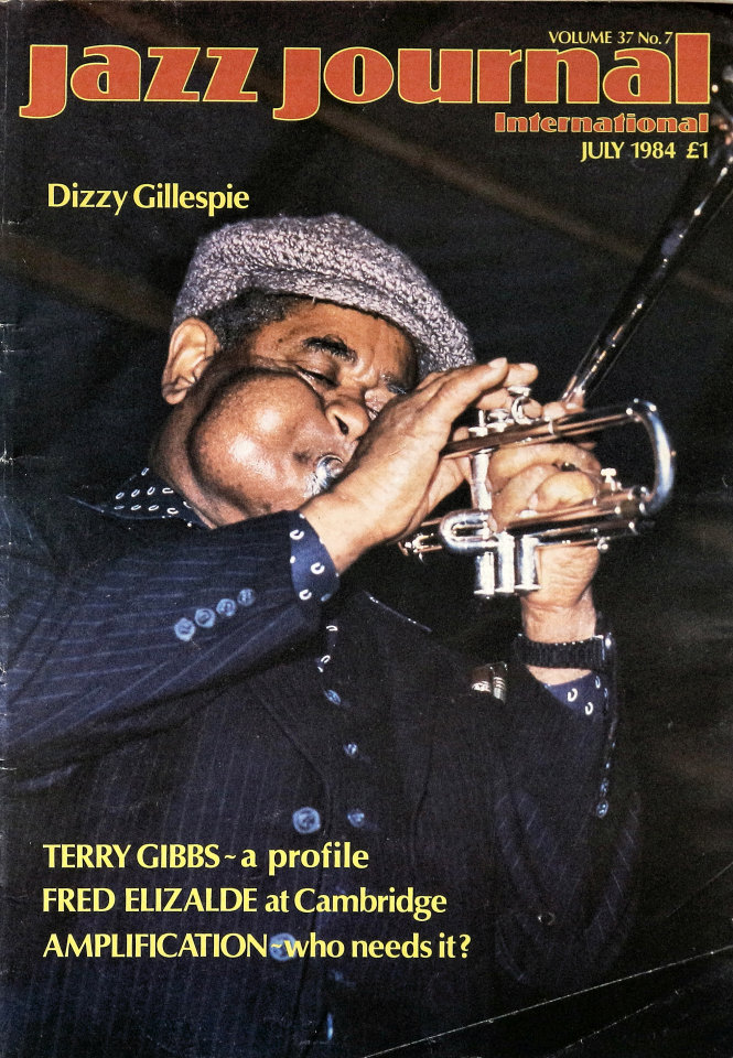 Jazz Journal International Vol. 37 No. 7