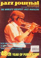 Jazz Journal Vol. 48 No. 11 Magazine