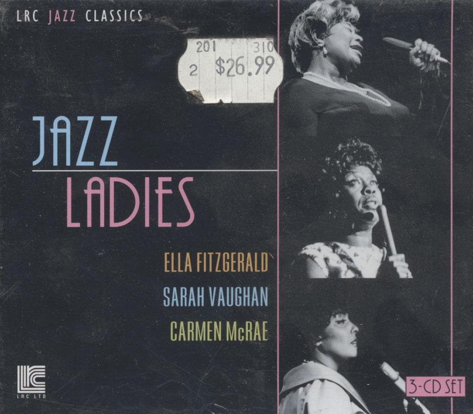 Jazz Ladies CD
