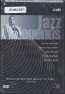 Jazz Legends Live! DVD