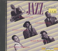 Jazz Legends CD