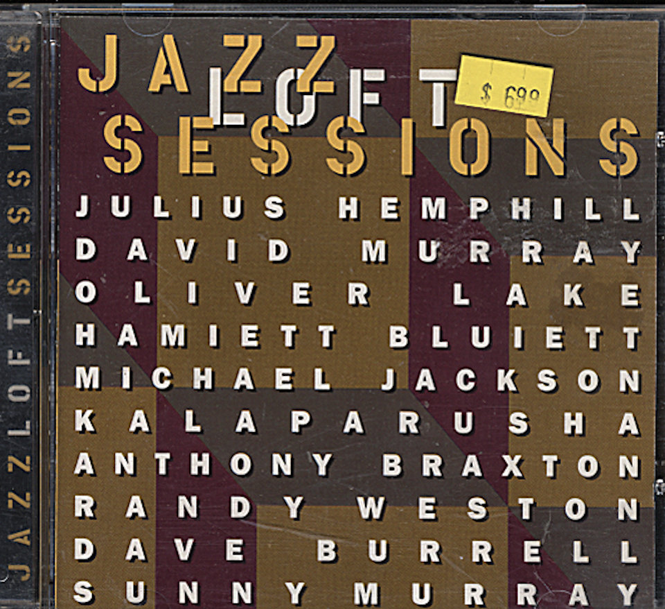 Jazz Loft Sessions CD