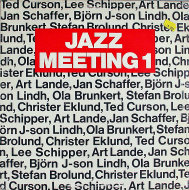 "Jazz Meeting 1 Vinyl 12"" (New)"