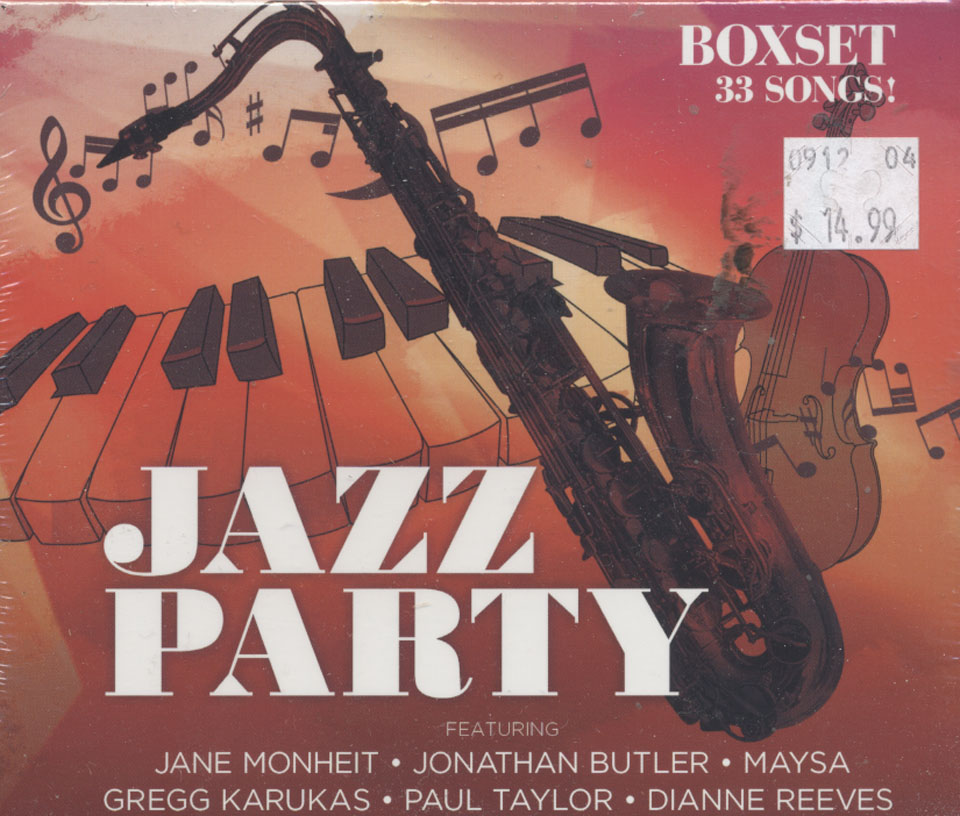 Jazz Party CD