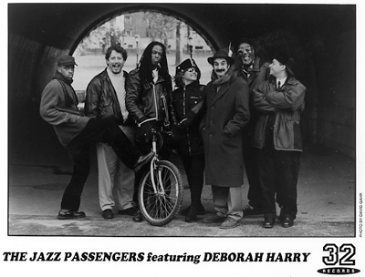 Jazz Passengers, featuring Deborah Harry Promo Print