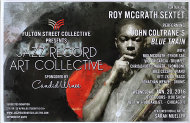 Jazz Record Art Collective Poster