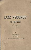 Jazz Records (1942 - 1962) Vol. 5: M -N Book