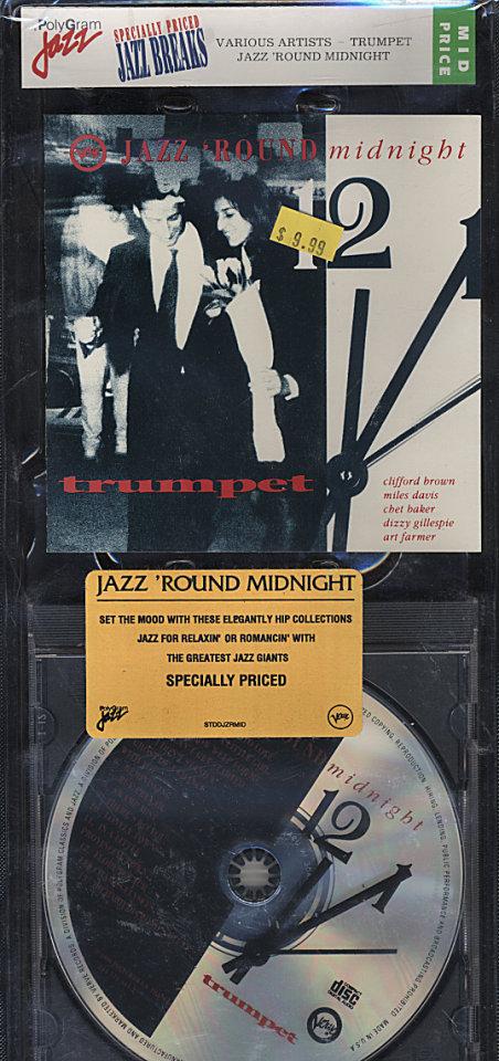 Jazz 'Round Midnight CD