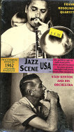 Jazz Scene USA: Frank Rosolino Quartet / Stan Kenton And His Orchestra VHS