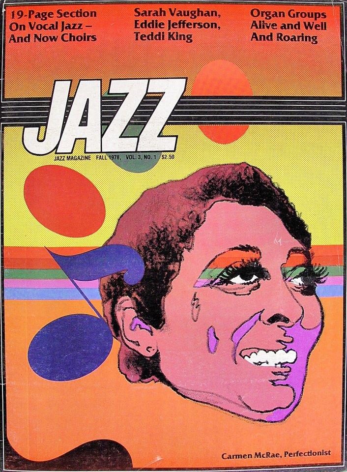 Jazz Vol. 3 No. 1