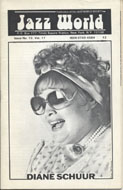 Jazz World Vol. 17 No. 72 Magazine