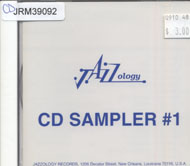 Jazzology; CD Sampler #2 CD