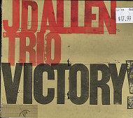 JD Allen Trio CD