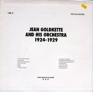 "Jean Goldkette And His Orchestra Vinyl 12"" (Used)"
