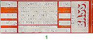 Jean-Luc Ponty Vintage Ticket