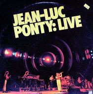"""Jean-Luc Ponty Vinyl 12"""" (Used)"""