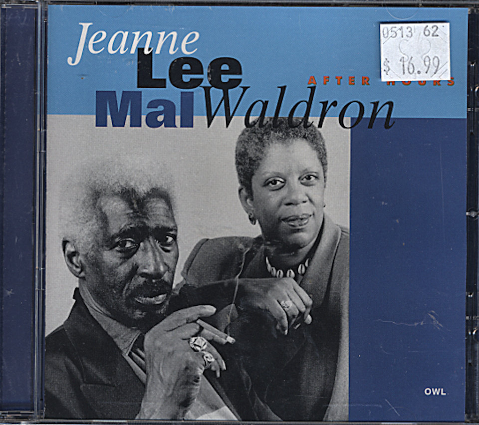 Jeanne Lee / Mal Waldron CD