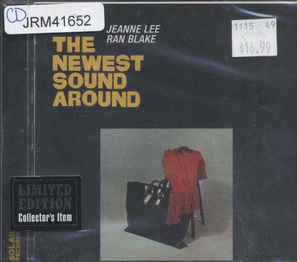 Jeanne Lee CD
