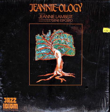 """Jeannie Lambert Vinyl 12"""" (Used)"""