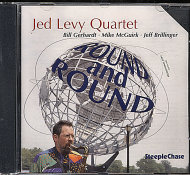 Jed Levy Quartet CD