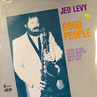 "Jed Levy Vinyl 12"" (New)"