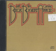 Jeff Beck / Tim Bogert / Carmine Appice CD