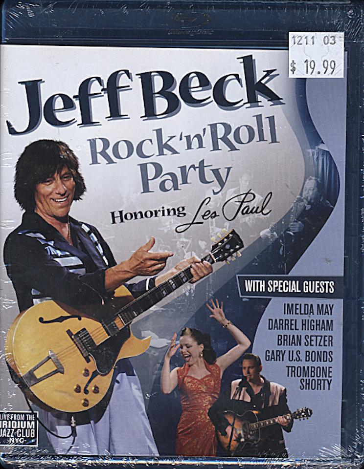 Jeff Beck Blu-Ray