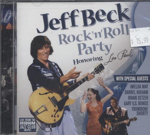 Jeff Beck CD