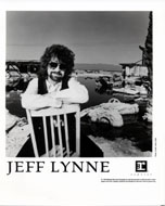 Jeff Lynne Promo Print