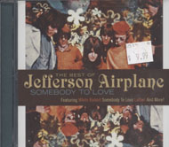 Jefferson Airplane CD