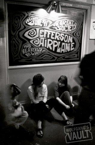 Jefferson Airplane Fine Art Print