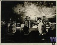 Jefferson Airplane Vintage Print