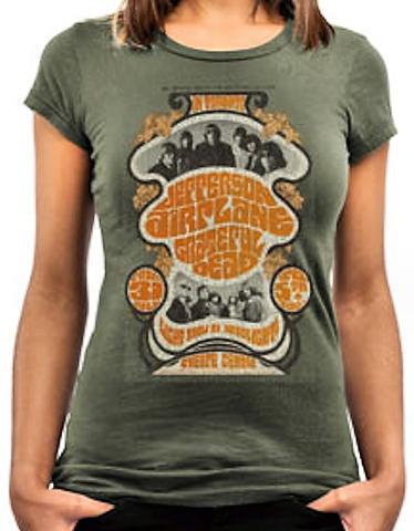 Jefferson Airplane Women's T-Shirt