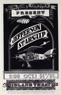 Jefferson Starship Poster
