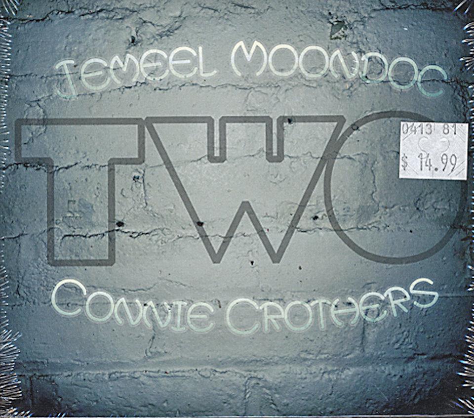 Jemeel Moondock & Connie Crothers CD