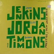 "Jenkins Jordan And Timmons Vinyl 12"" (New)"