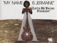Jermaine Jackson Sticker