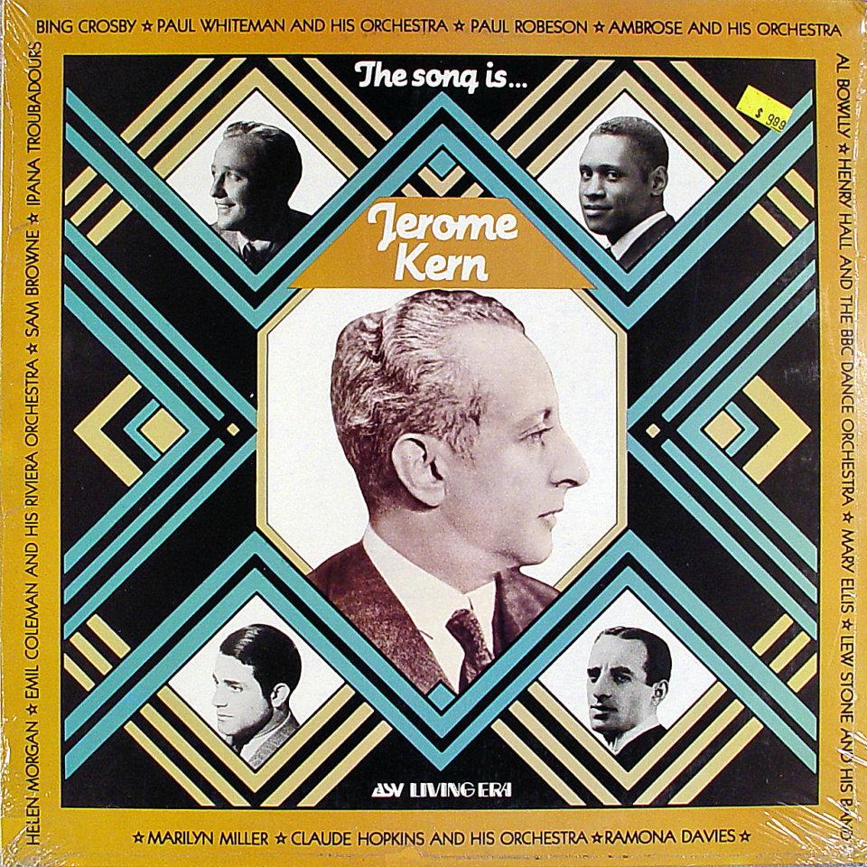 "Jerome Kern Vinyl 12"" (New)"
