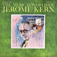 """Jerome Kern Vinyl 12"""" (Used)"""