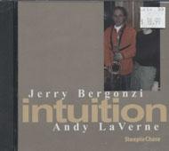Jerry Bergonzi / Andy LaVerne CD