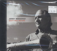 Jerry Bergonzi CD
